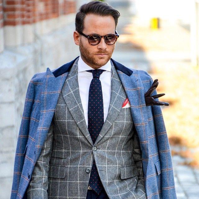 Как правильно застегивать мужской пиджак