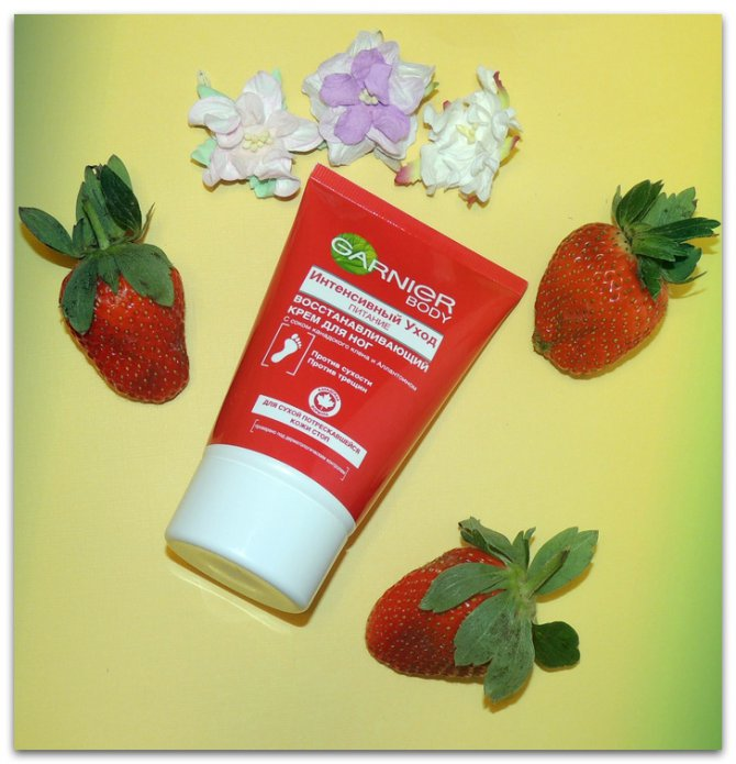 Топ-3 питательных крема для ног