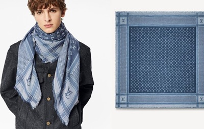 Louis Vuitton снял с продажи платок за 705 долларов