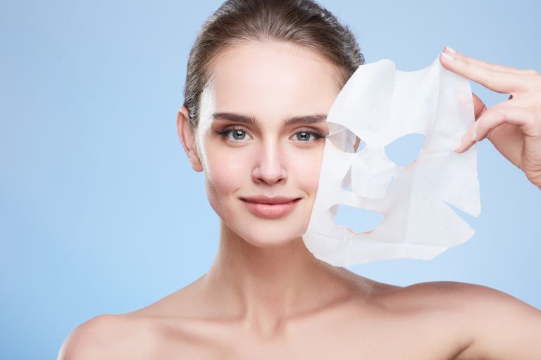 Экспресс — уход: тканевые маски с мгновенным эффектом