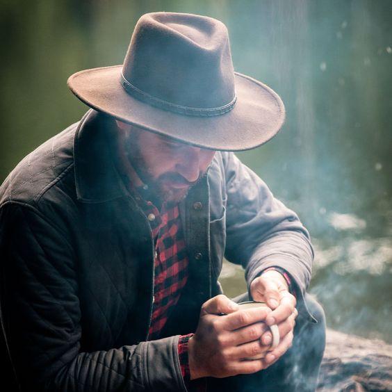 Стиль кантри в мужской одежде